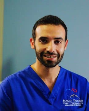 AHMED ELGUINDY MSC,MD,MRCP,FACC
